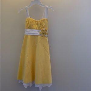 My Michelle Juniors Dress